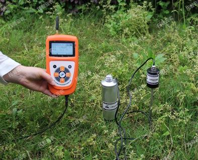 TZS-2X-G土壤温度水分记录仪
